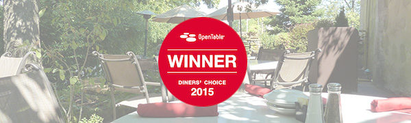 Diners Choice Winner 2015